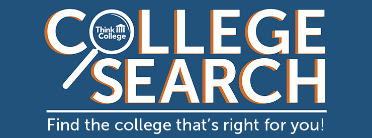 College Search: Find the college that's right for you!