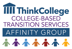 College-based Transition Services Affinity Group Logo