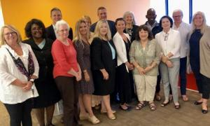 Photo of the Accreditation Work group members