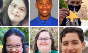 Headshots of the 6 students who were interviewed