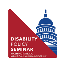 Disability Policy Seminar logo