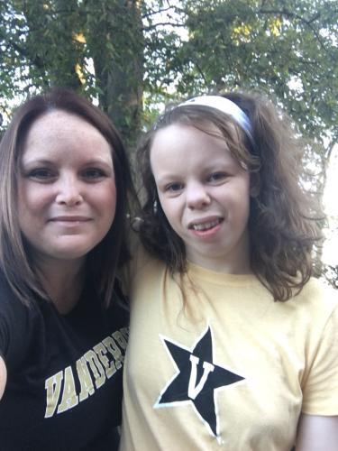 Jennifer Farmer & her daughter Chloe