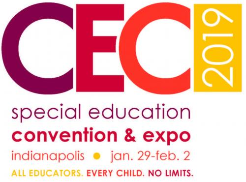 Council for Exceptional Children 2019 Convention logo